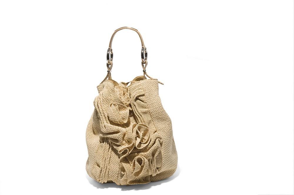 сумка летняя из ткани - Сумки